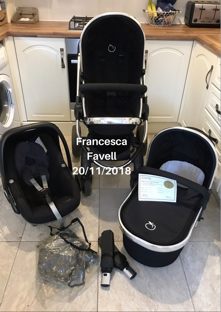 iCandy Peach 2 Complete Travel System