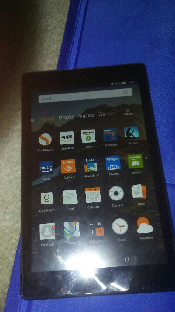 Amazon Fire HD with Alexa 32 GB