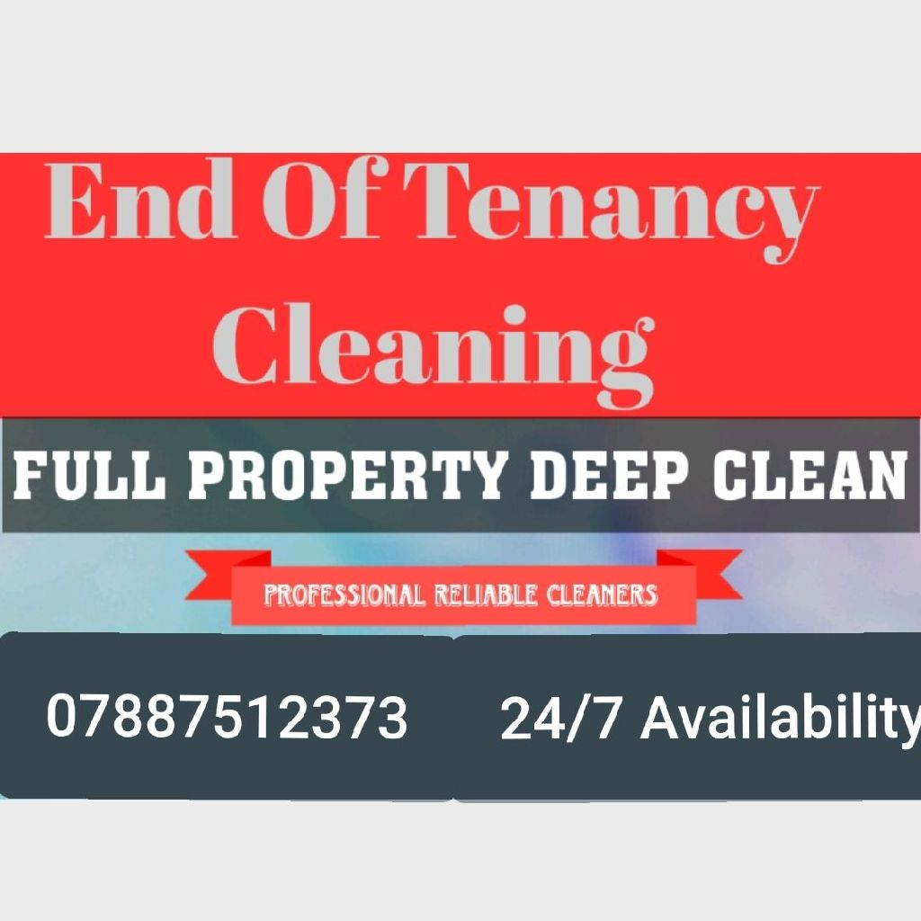 🌟End of tenancy cleaning🌟After bulids🌟One of deep cleans🌟