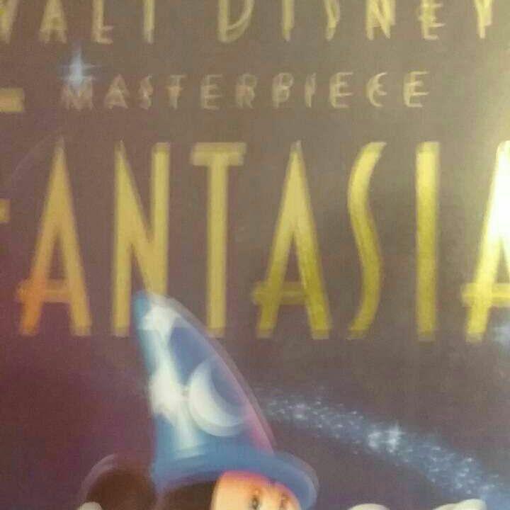 Fantasia vhs masterpiece collection