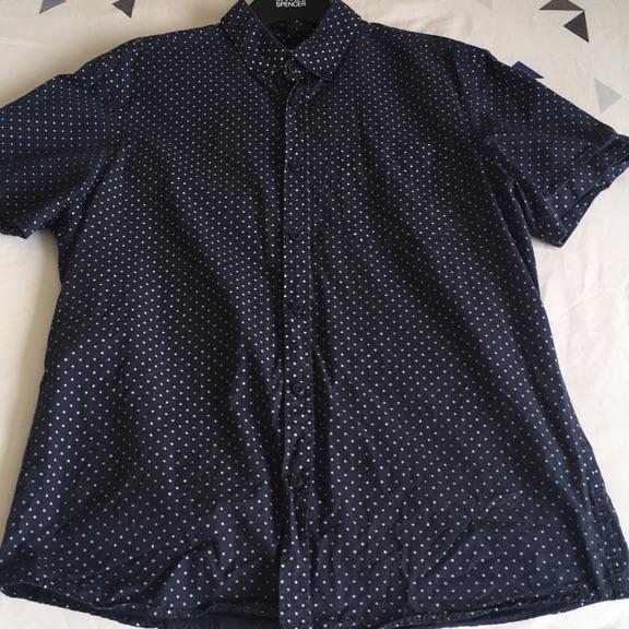 River Island Short Sleeve Shirt