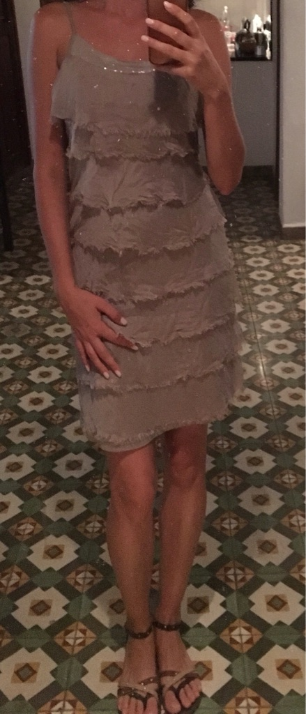 Party dress, size S