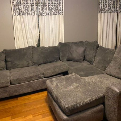 Continental couch