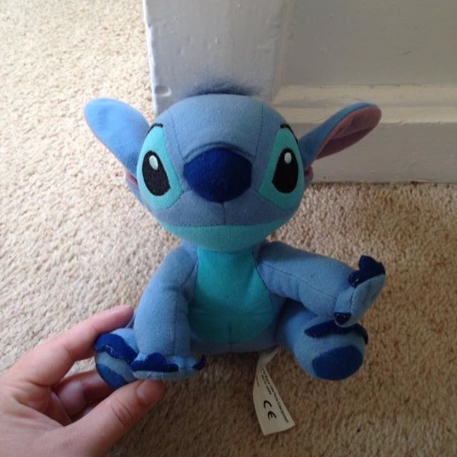 Small Disney Stitch Teddy