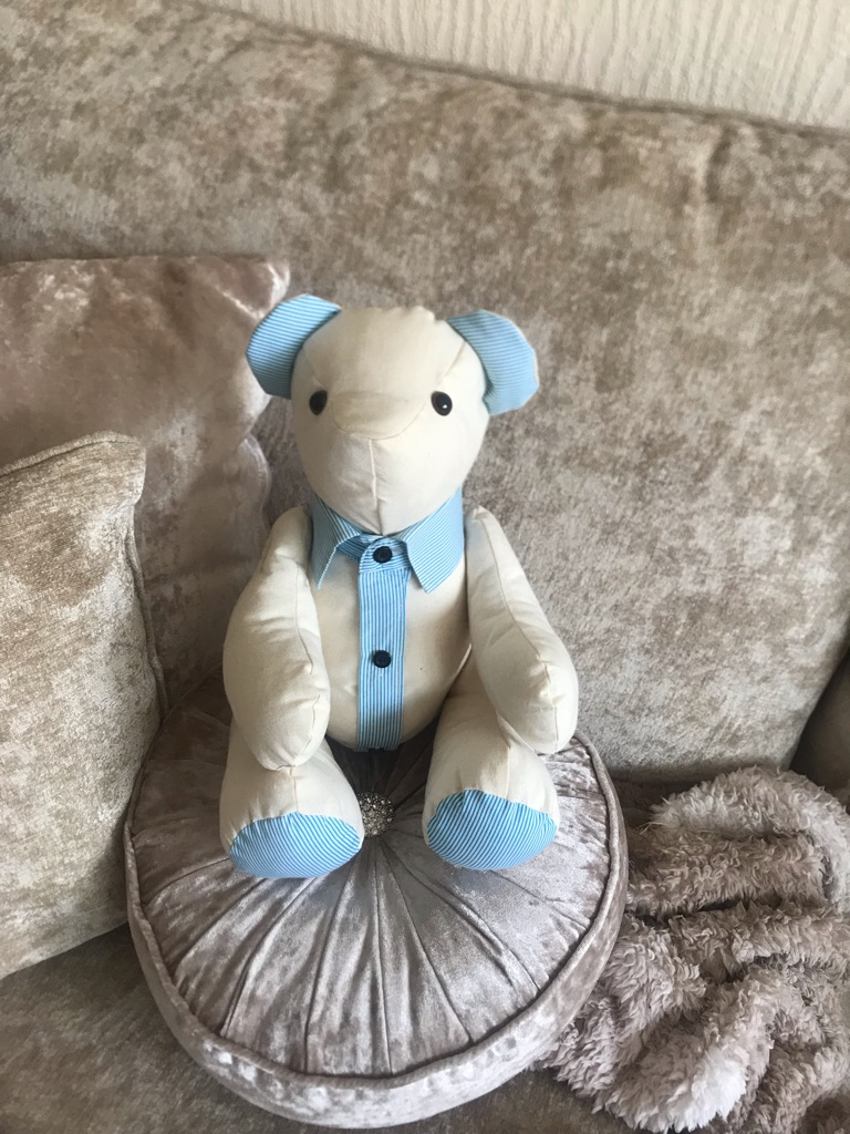 Personalized Memory bears