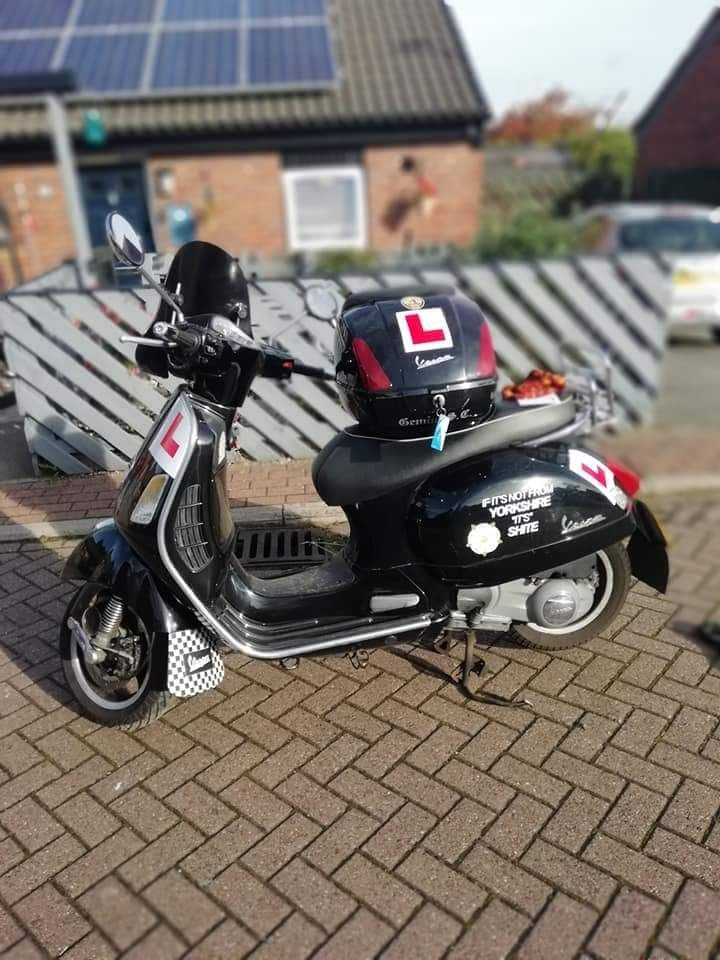 Gts 125 scooter
