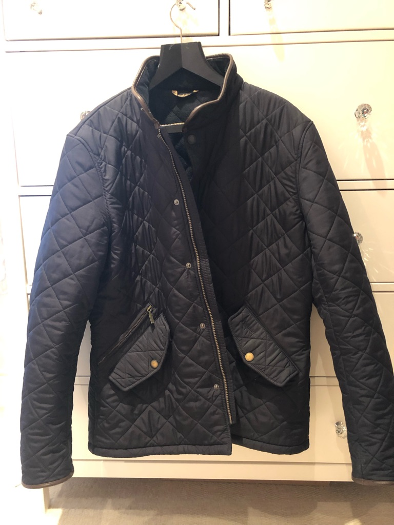Barbour Jacket (XL)