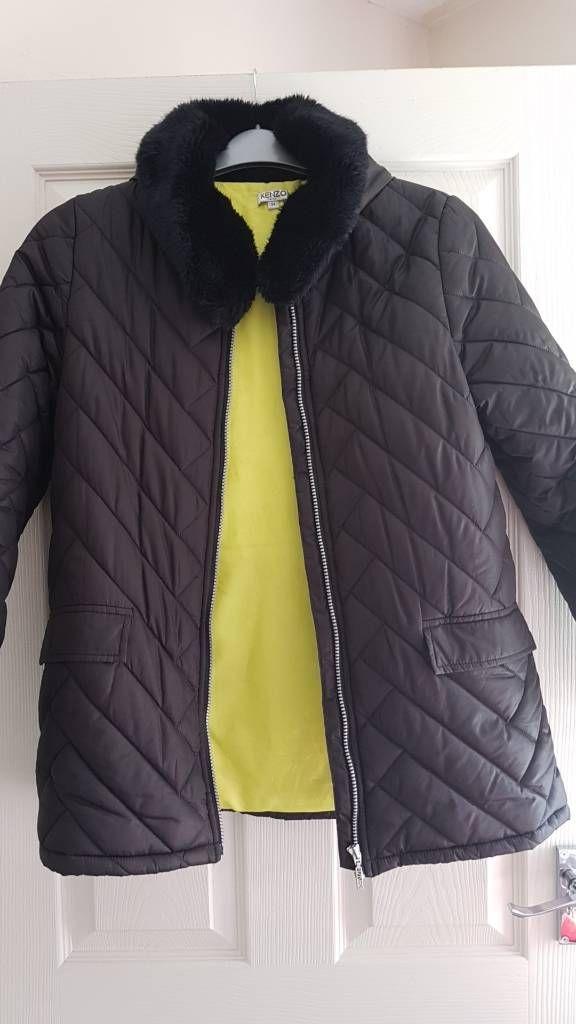 Kenzo coat like brand new