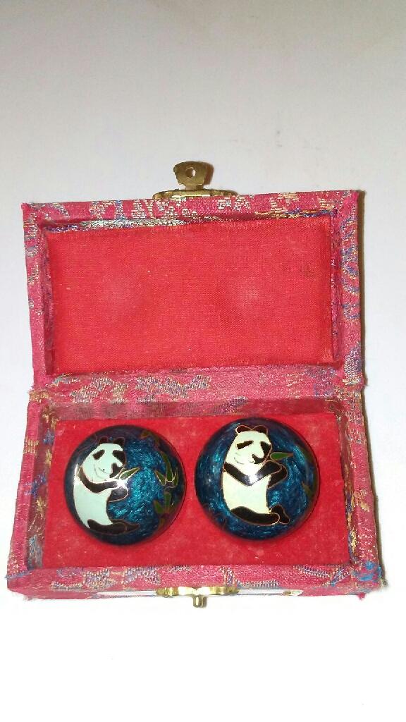 Vintage Shouxing Ben Wah Balls