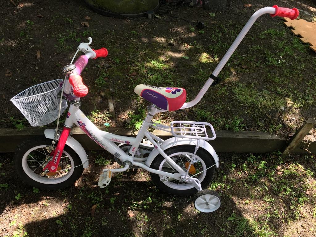 Small bike for girls
