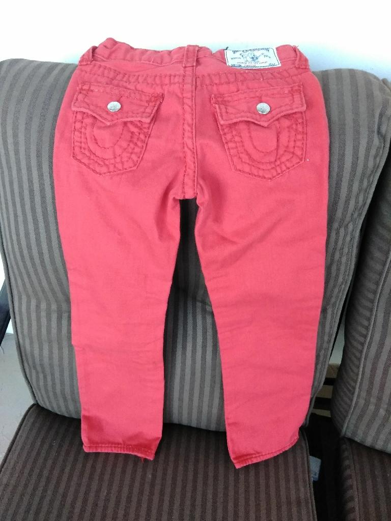 True Religion Girls Jeans sz 6