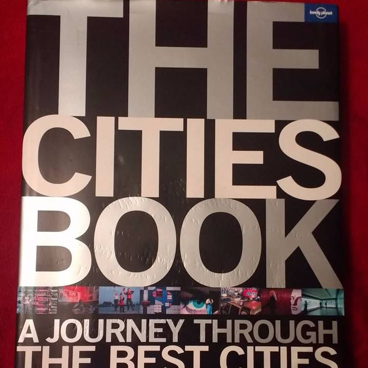 The cities book - Lonely Planet - Hardcover