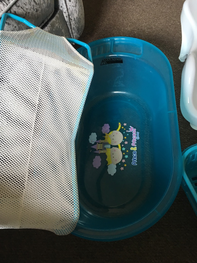 Babys bath bundle