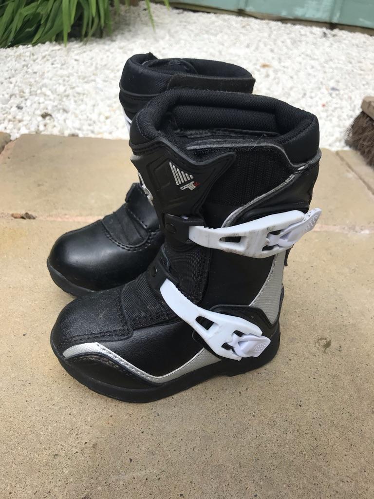 Kids Comp 5k Boots Size 10