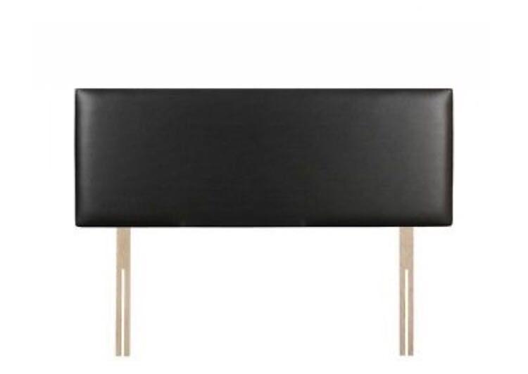 Black Double Size Headboard