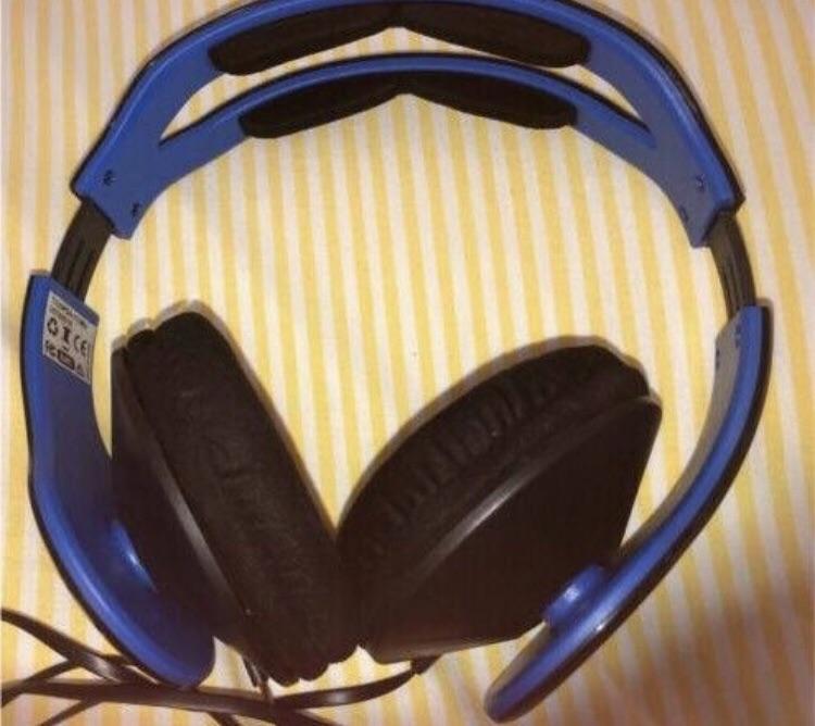 Headphones - Gioteck TX-30 Stereo Gaming Headset