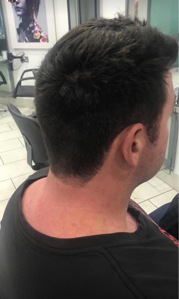FREE HAIR CUT SHORT HAIR GENTS AND WOMENS