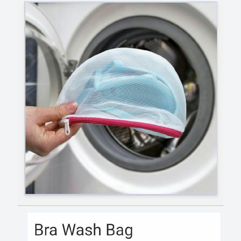 Bra wash bag