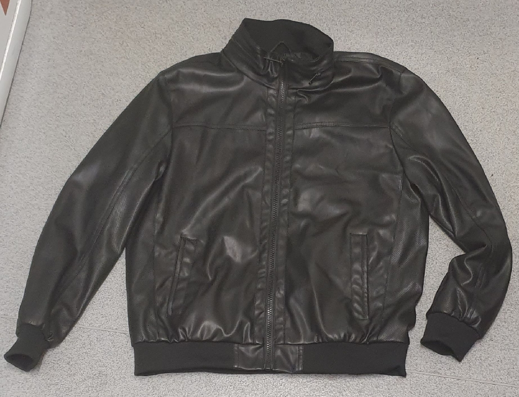 Primark XL black jacket Mens