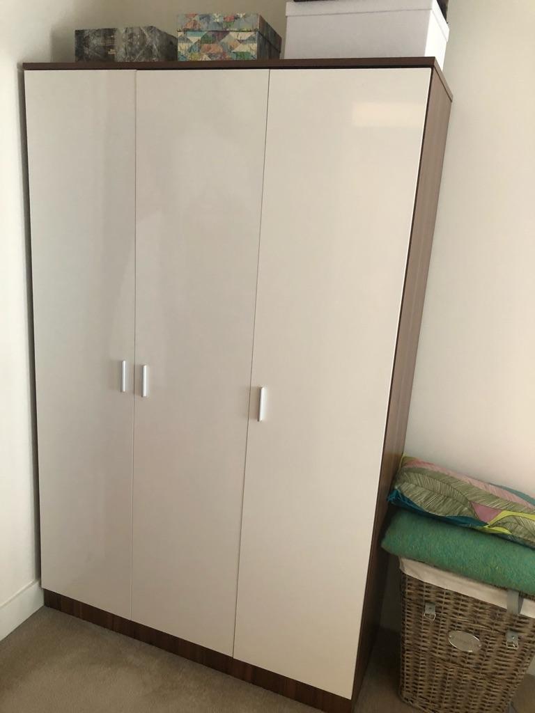 New 3 door wardrobe