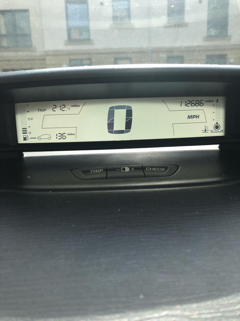 Citroen c4 diesel needs clutch