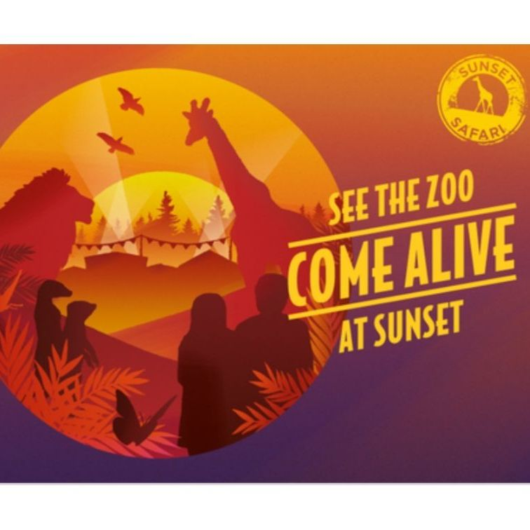 Sunset Safari at Whipsnade Zoo 22nd June