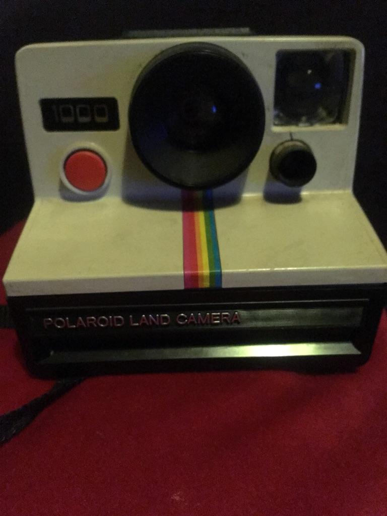 Polaroid Land 1000 Camera