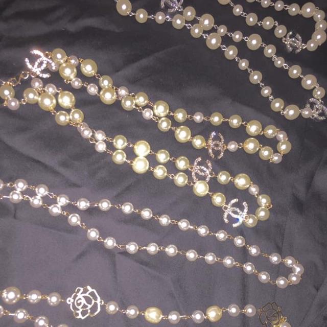 Fashion pearls