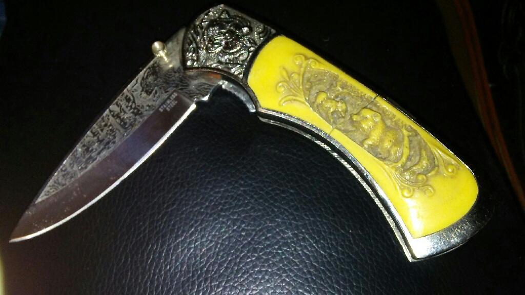 Bear Knife