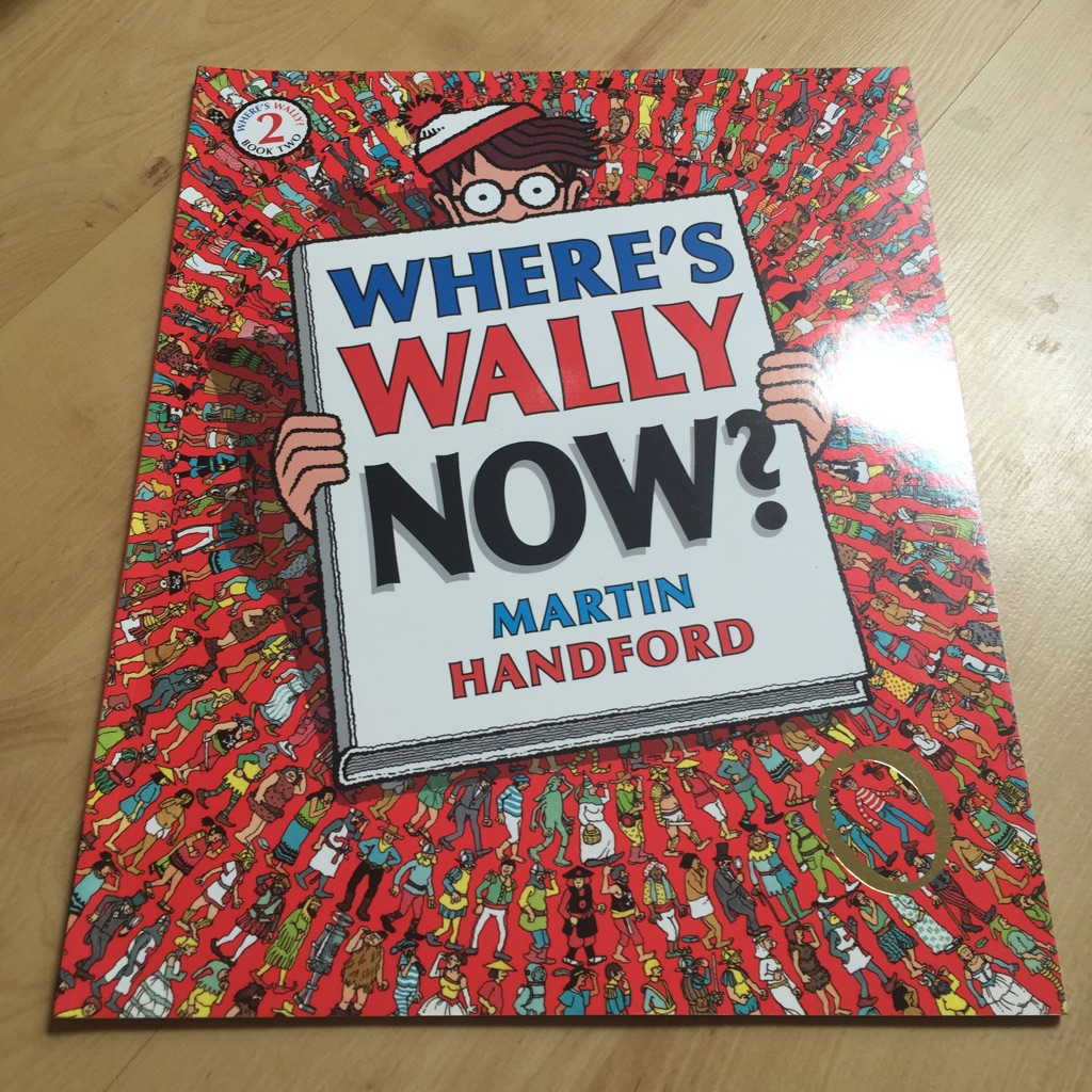 Where's Wally Book 2 Brand New
