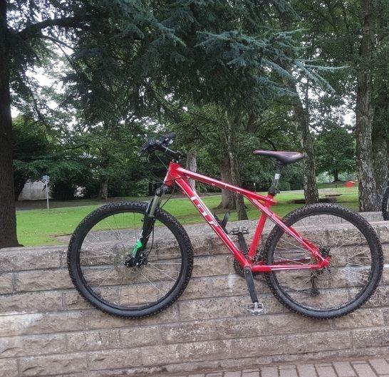 GT MTB Hardtail Mountain Bike