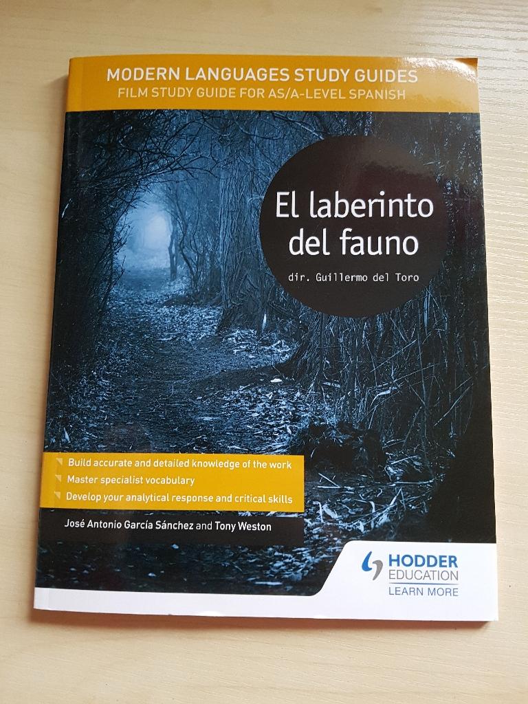 Film Study Guide For AS/A-LEVEL Spanish El Laberinto Del Fauno