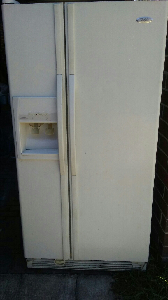 Whirlpool Gold refrigerator
