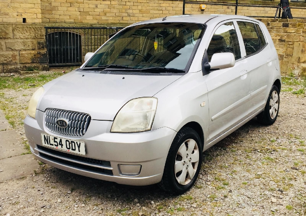 Kia picanto 1.1 LX LONG MOT CHEAP CAR