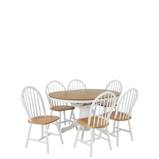 Brand new kentucky dining table + 6 chairs