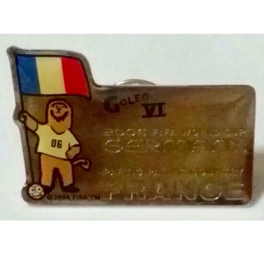 Fifa Germany 2006 World Cup Collectible Rare Pin