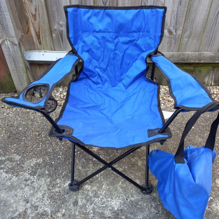 Childrens camping chair