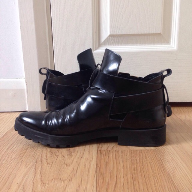 Leather Miista Boots