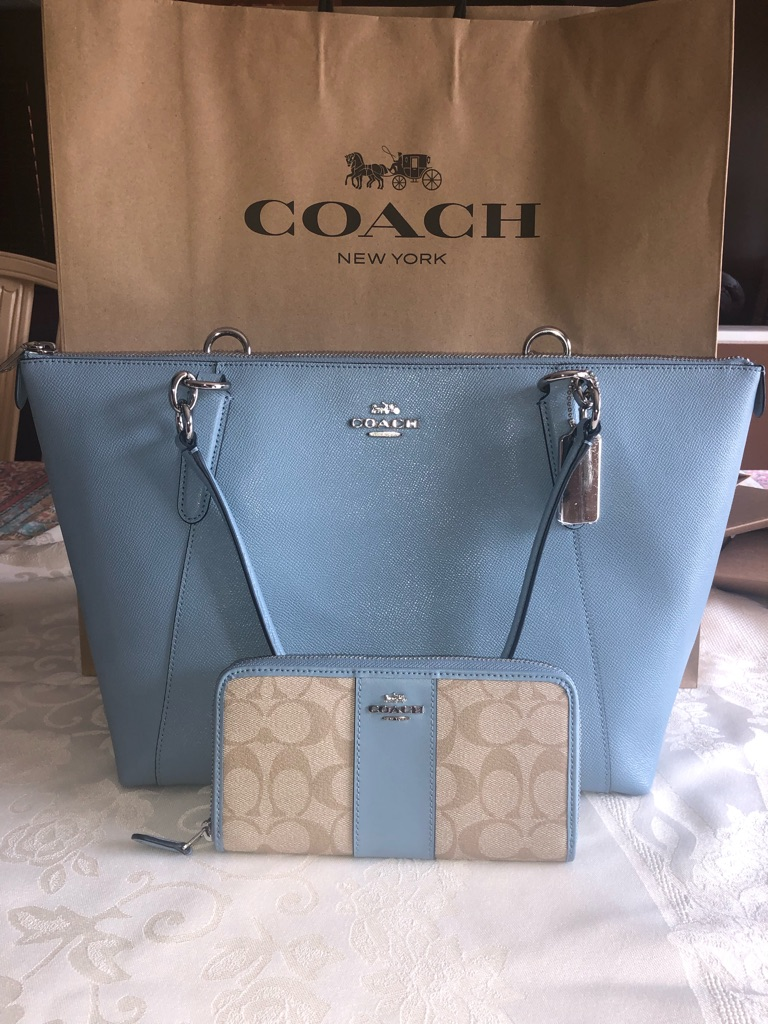 Coach Purse and Wallet Brand New!