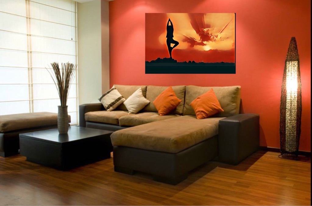 Canvas Wall Art ready to display (new)