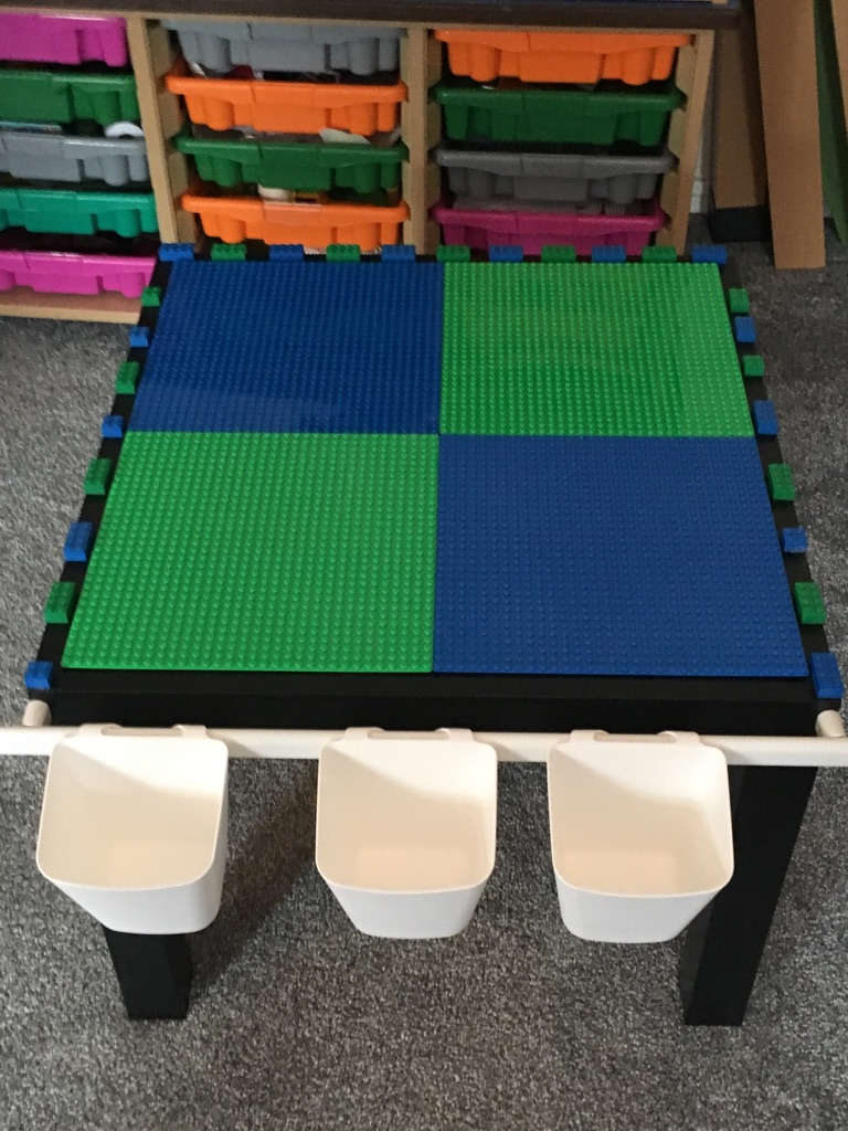 Lego tables made to order