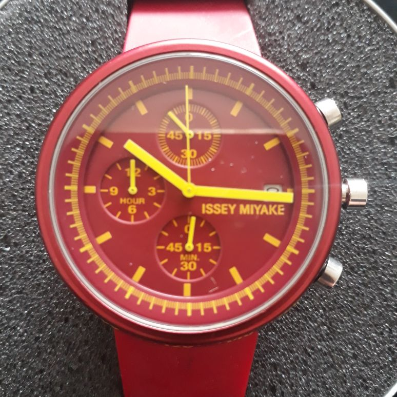 Issey Miyake men's watch