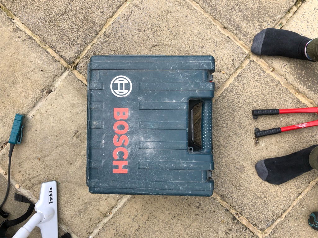 Bosh drill