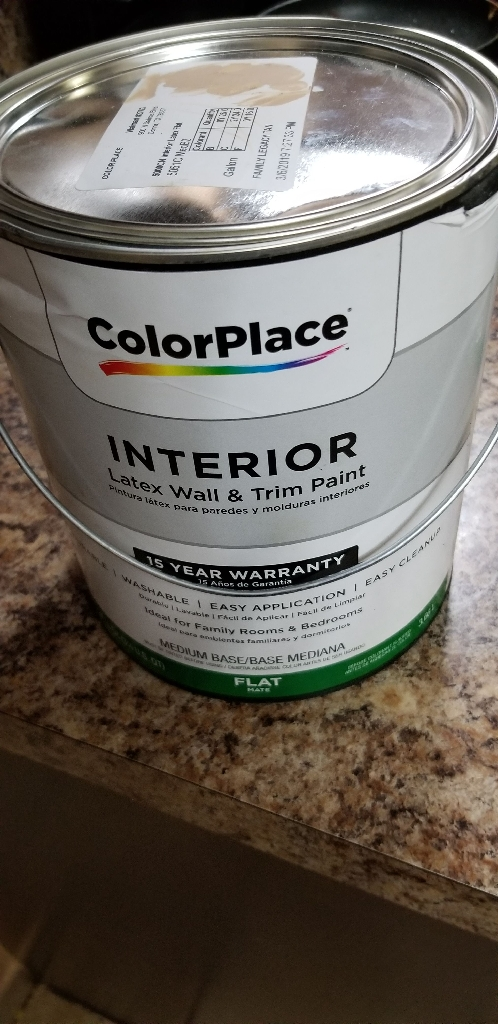 1 gallon paint