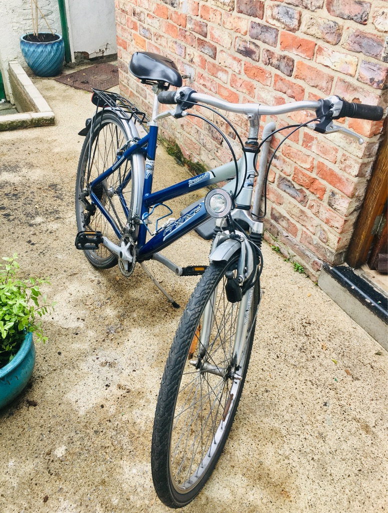 Solid Prince Bike