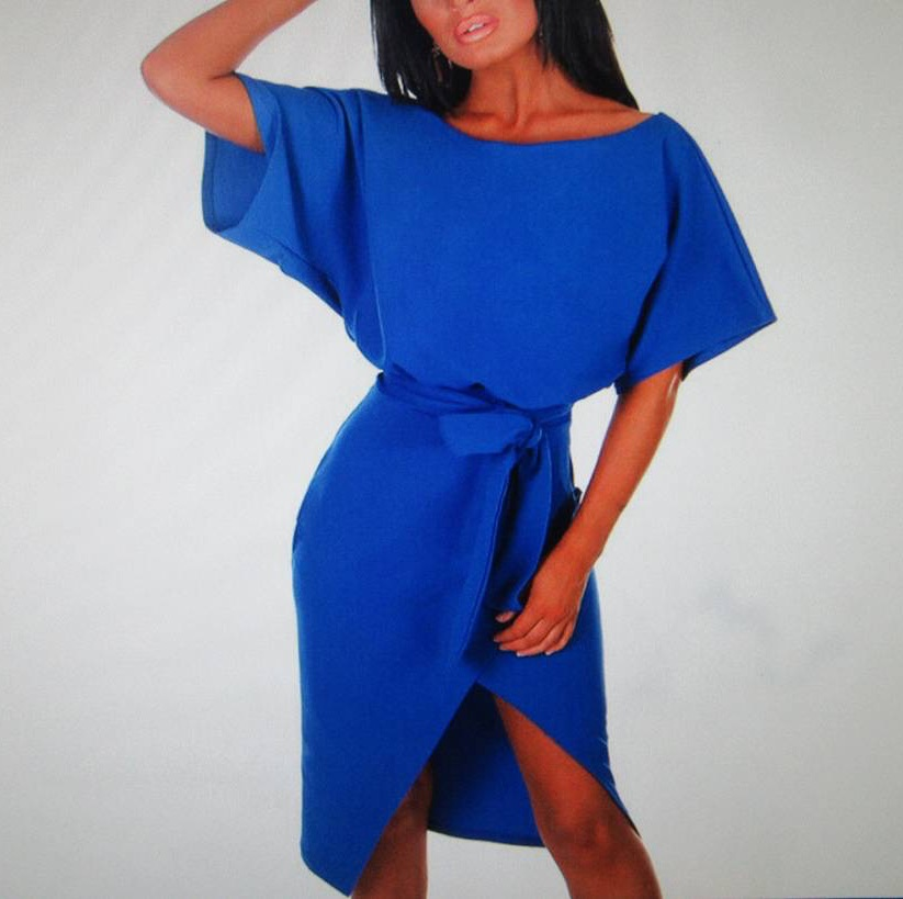 New Blue Shift Dress, Size 16, Party, Evening, Cruise, Holiday