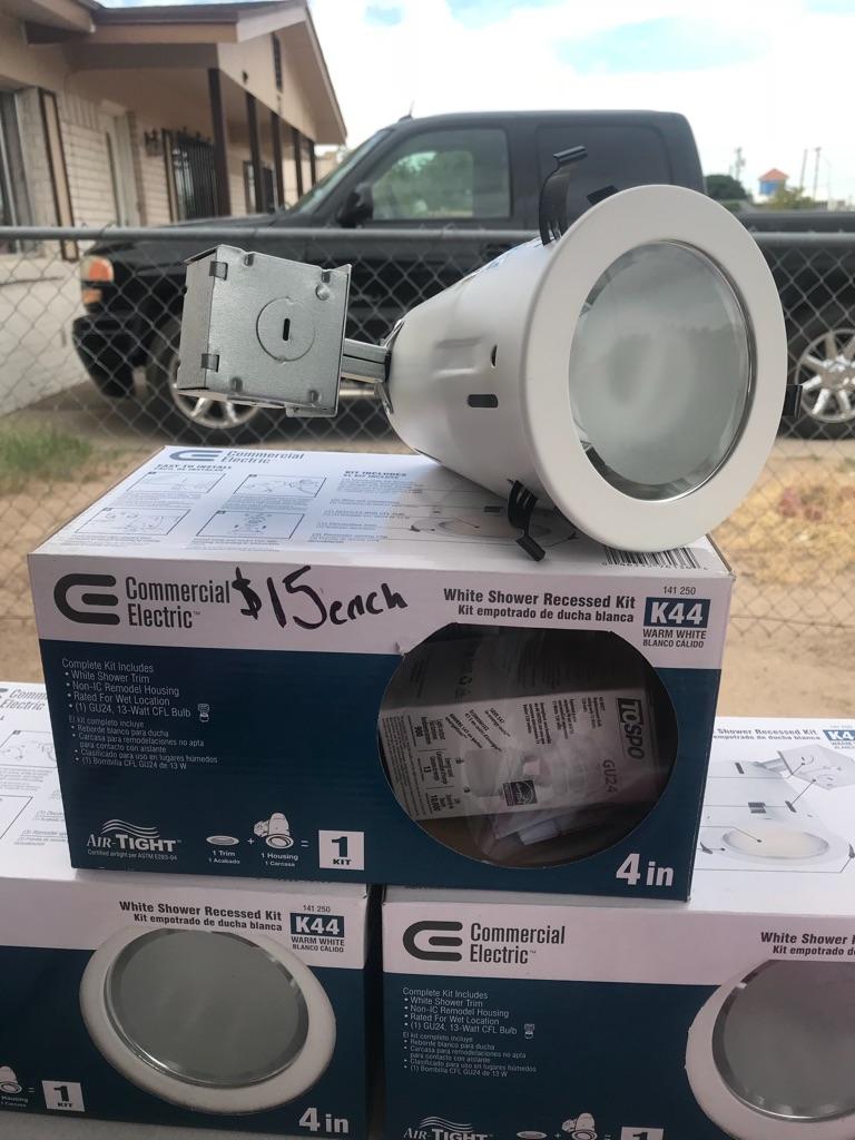 Home/comercial lighting kit