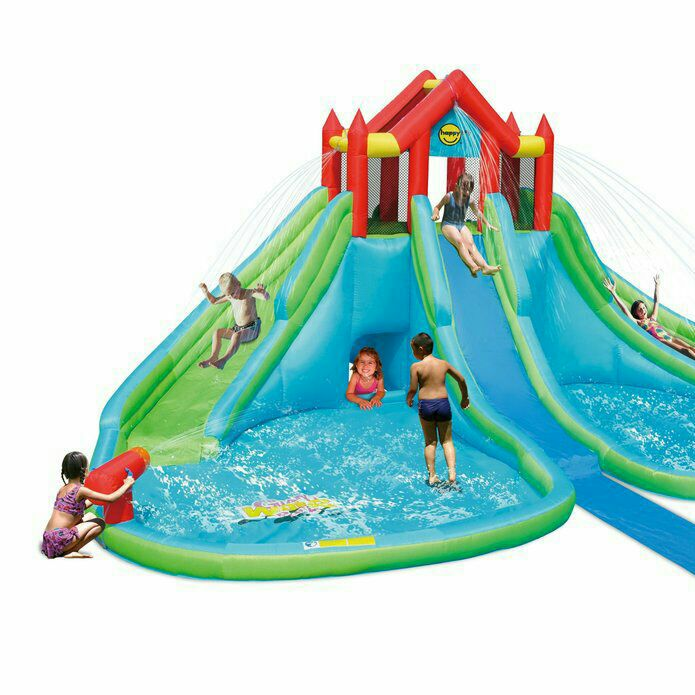 24ft X 25ft giant water park
