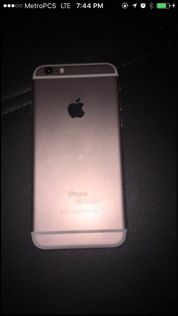 iPhone 6s Rose Gold Factory Unlocked
