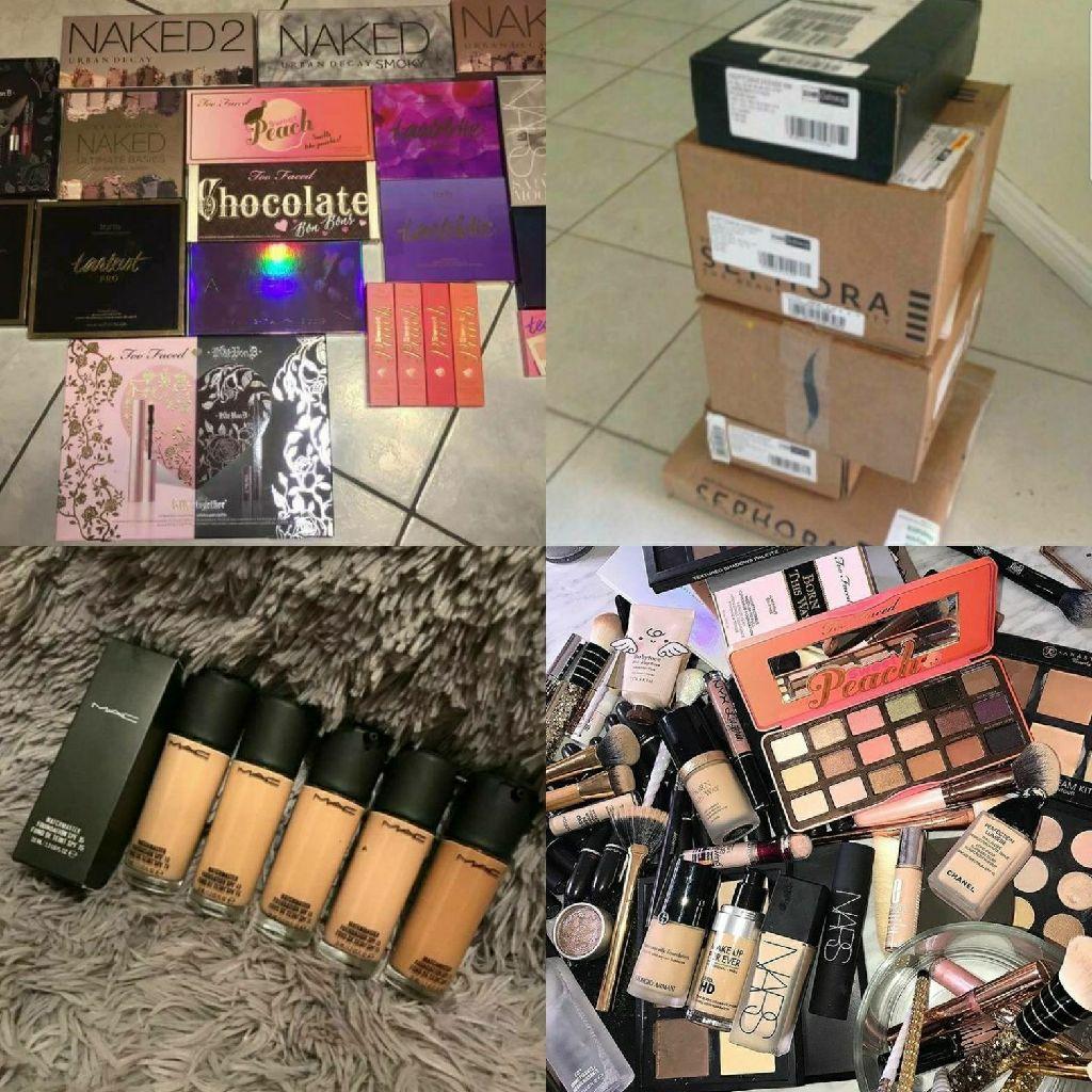 Makeup brand  [FREE]